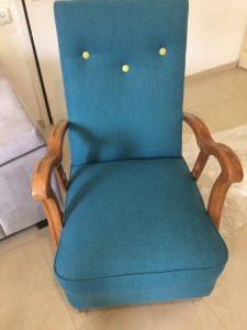 כורסא כחולה2