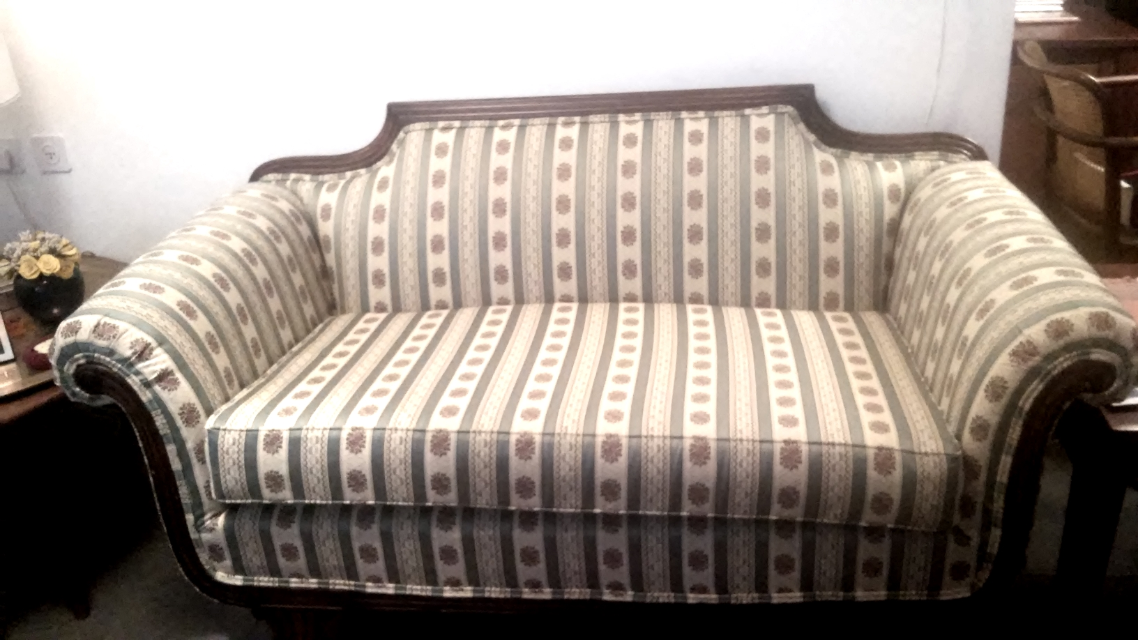 Old Family Couch
