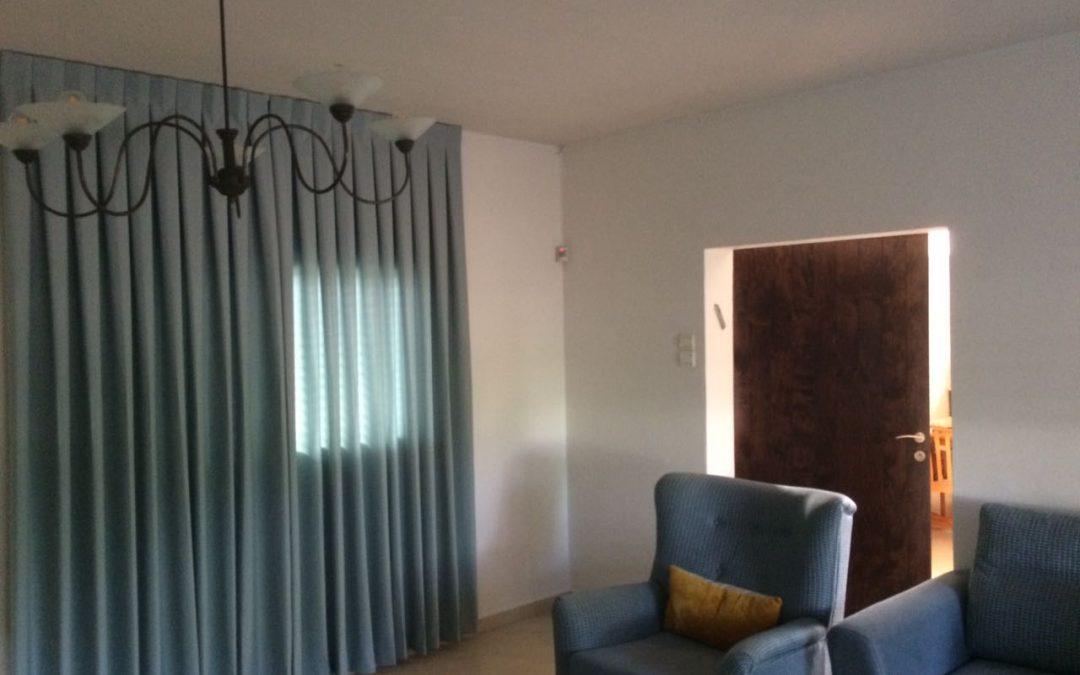 Living Room Shading Curtain