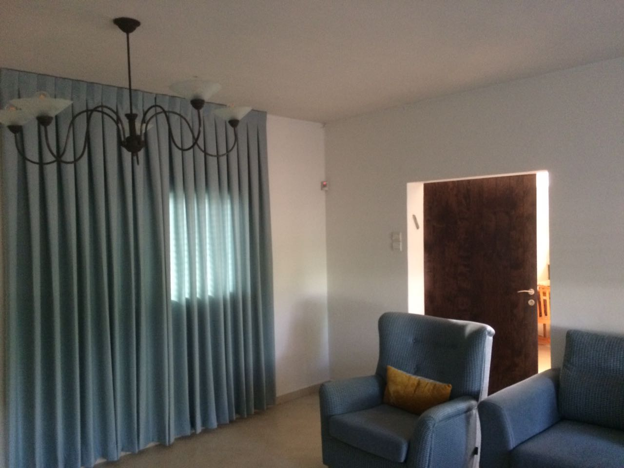 Living Room Shading Curtain