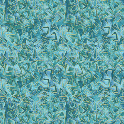 Blues & Turquoises